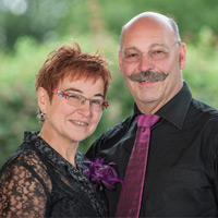 Ilona und Jürgen Zerf